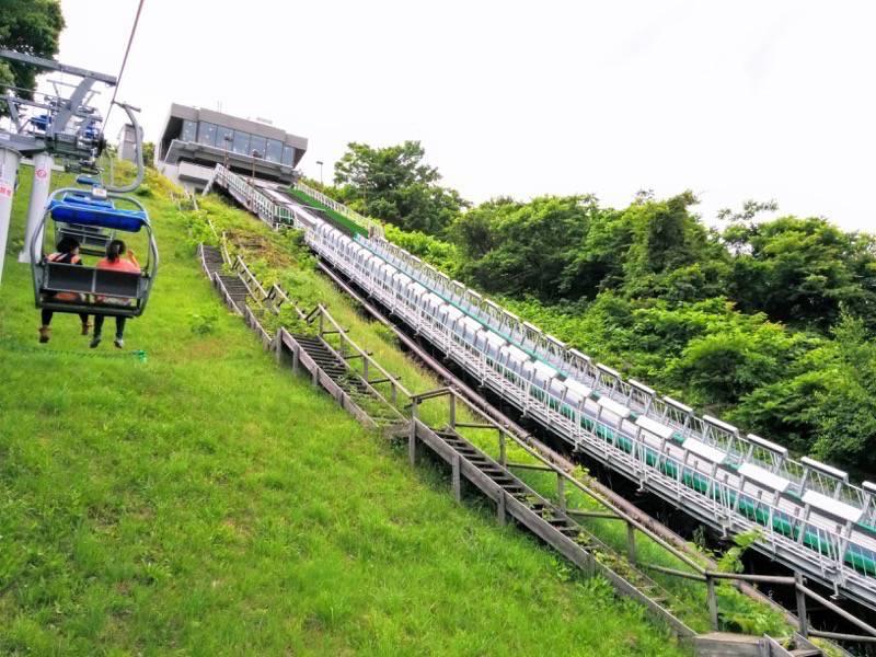 大倉山ジャンプ競技場 ジャンプ台11