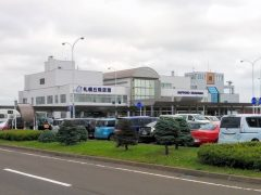 札幌丘珠空港−外観