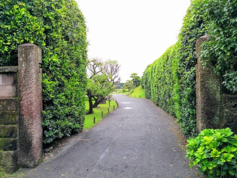 仙巌園 庭園2