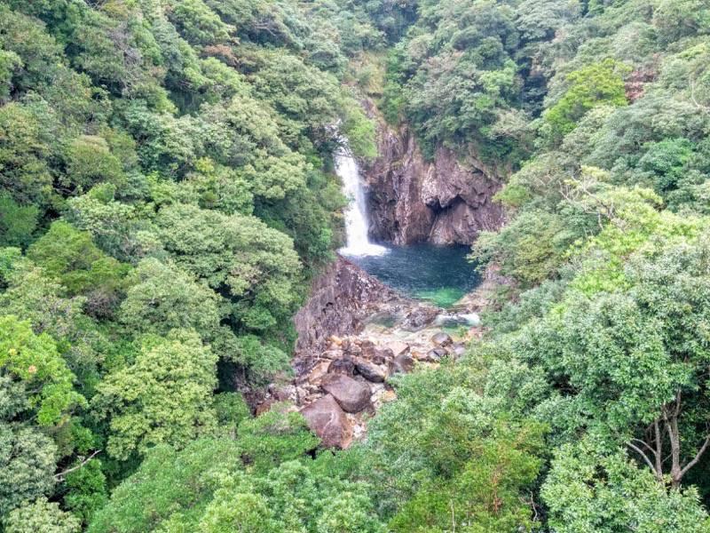 竜神の滝 滝3