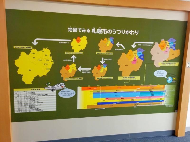 丘珠空港 札幌いま むかし探検ひろば6