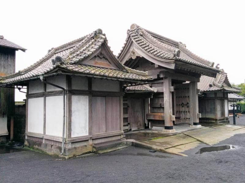 仙巌園 正門2