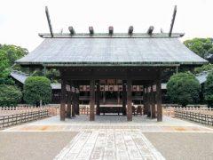 宮崎神宮−正門