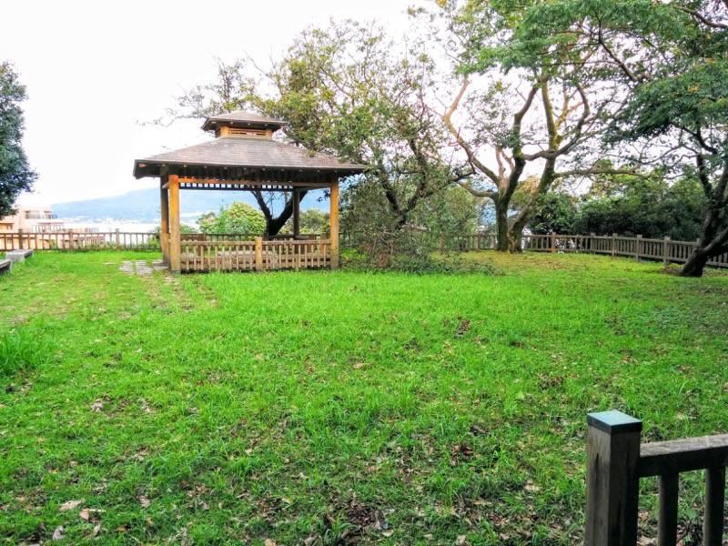 東福寺城跡11休憩所