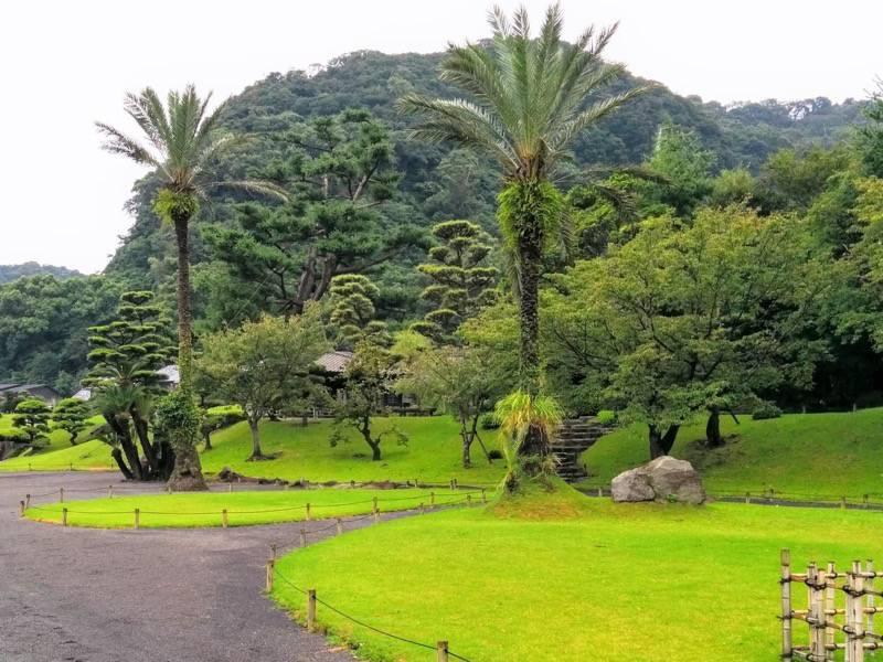 仙巌園 庭園6