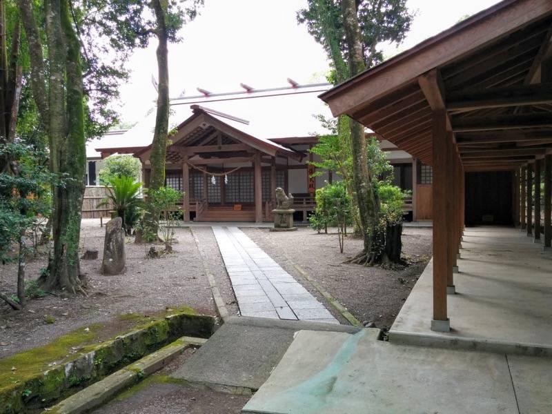 宮崎神宮 儀式殿