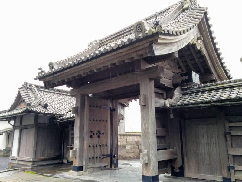 仙巌園 正門1