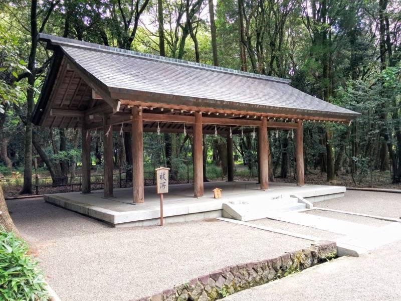 宮崎神宮 祓所