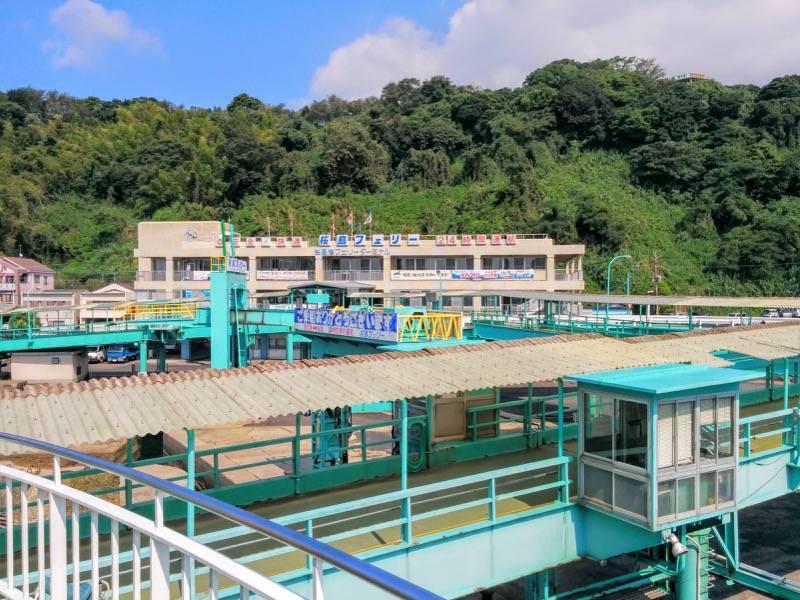 桜島フェリー 桜島ターミナル