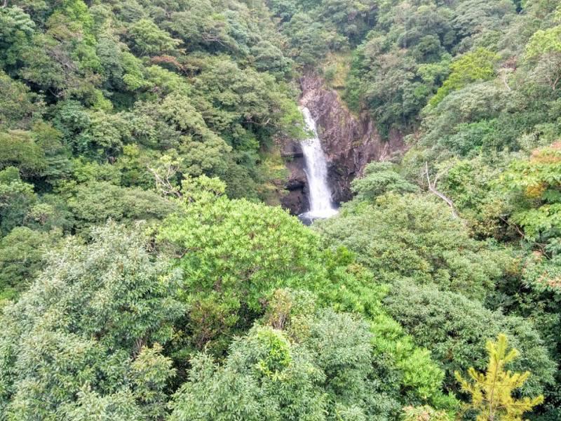 竜神の滝 滝1