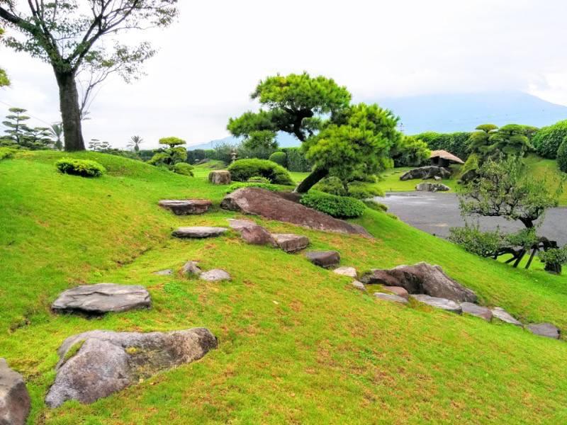 仙巌園 庭園5