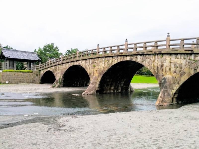 石橋記念公園 西田橋2