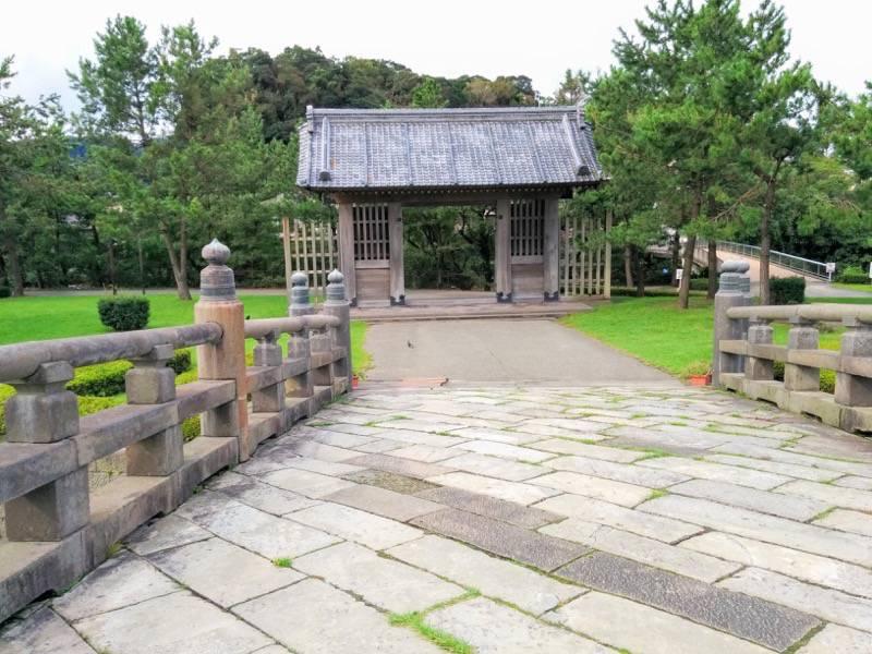 石橋記念公園 西田橋7