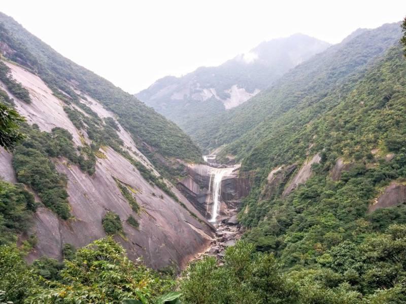 千尋の滝 滝2