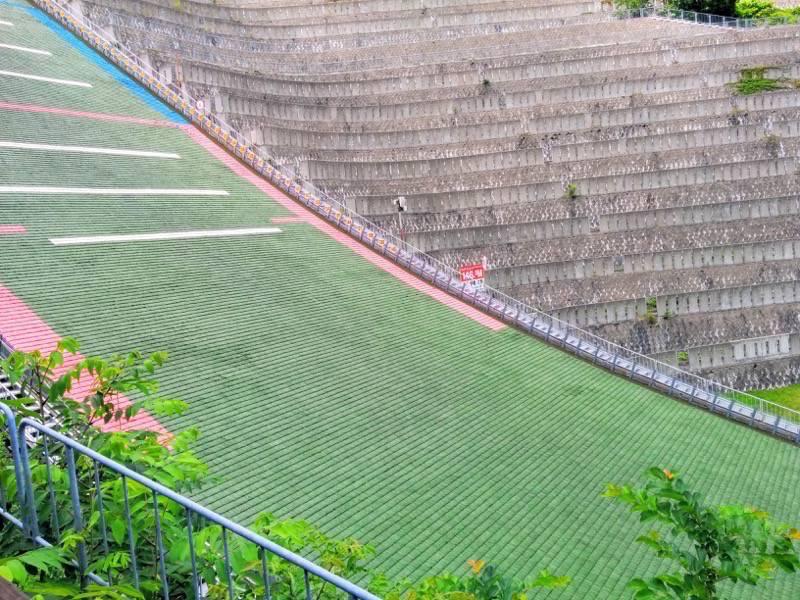 大倉山ジャンプ競技場 ジャンプ台5