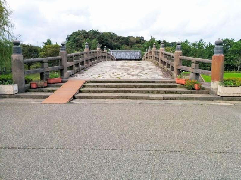 石橋記念公園 西田橋5