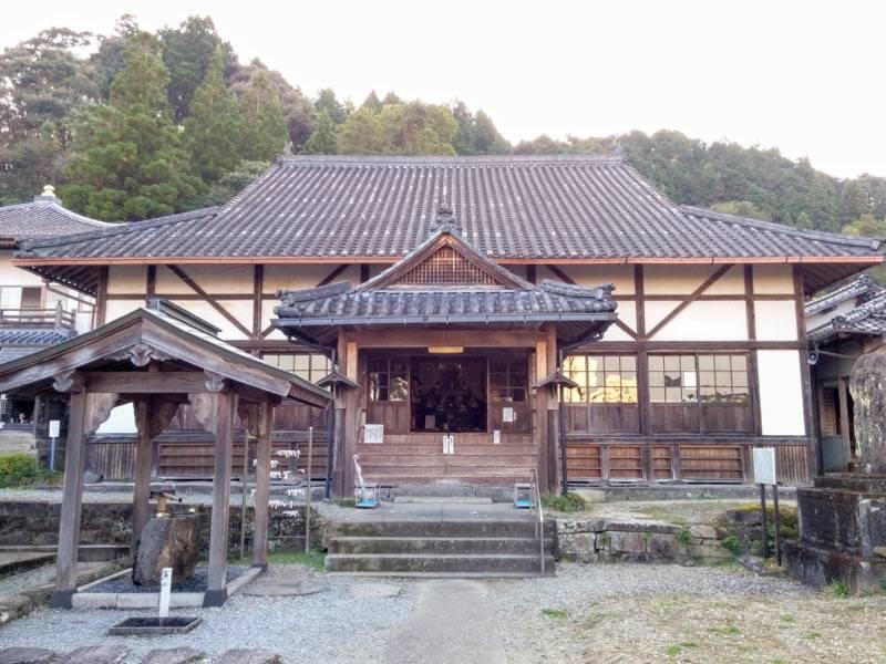 永国寺 本堂1