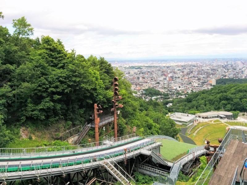 大倉山ジャンプ競技場 ジャンプ台12