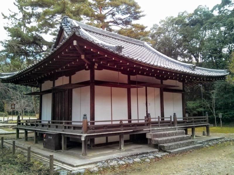 醍醐寺 清瀧宮拝殿