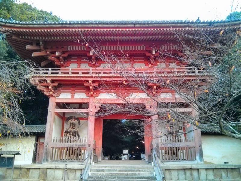 醍醐寺 西大門