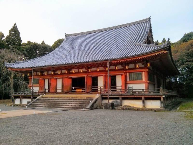 醍醐寺 金堂2