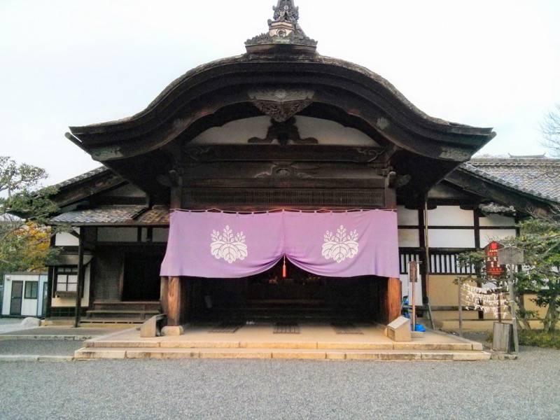 醍醐寺 三宝院2