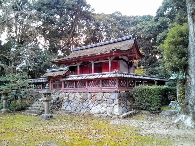 醍醐寺 清瀧宮本殿