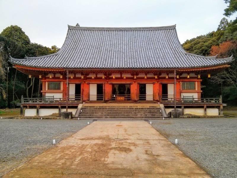 醍醐寺 金堂1