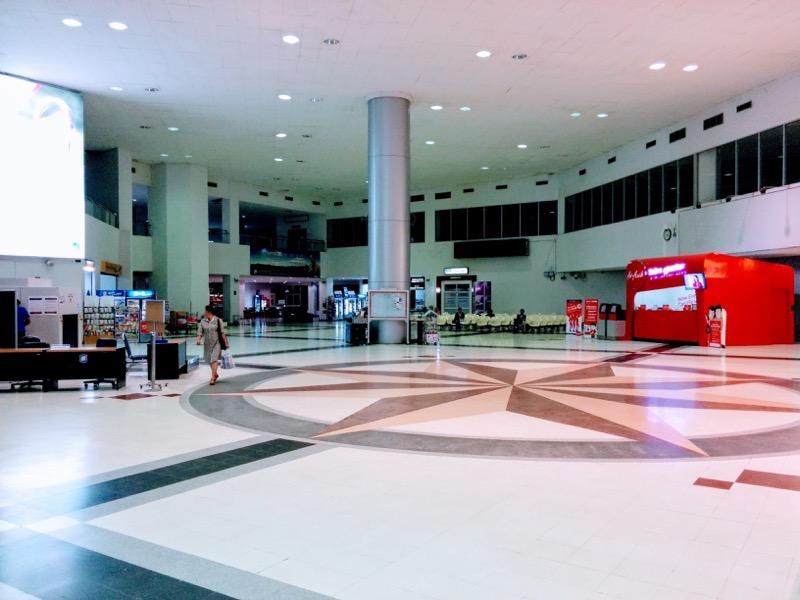 06ピサヌローク空港