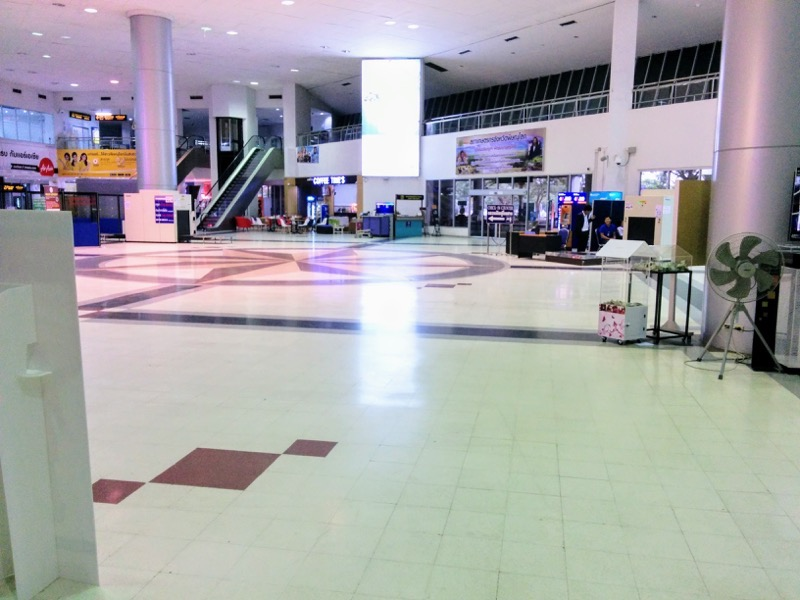03ピサヌローク空港