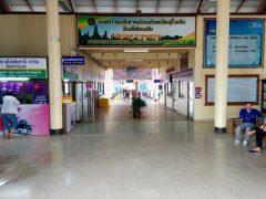 スコータイからバスでチェンマイへ|タイ