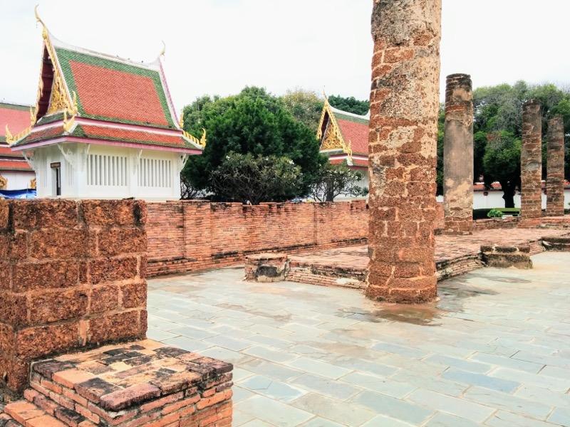 30拝殿跡