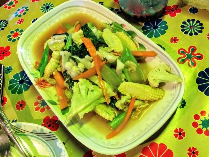 06野菜炒め