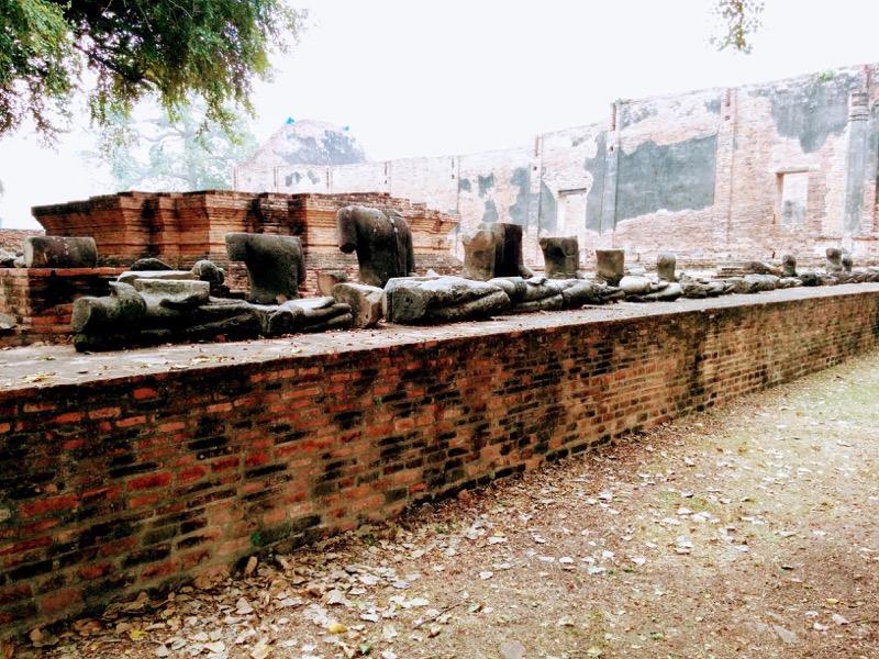 13基壇の仏像