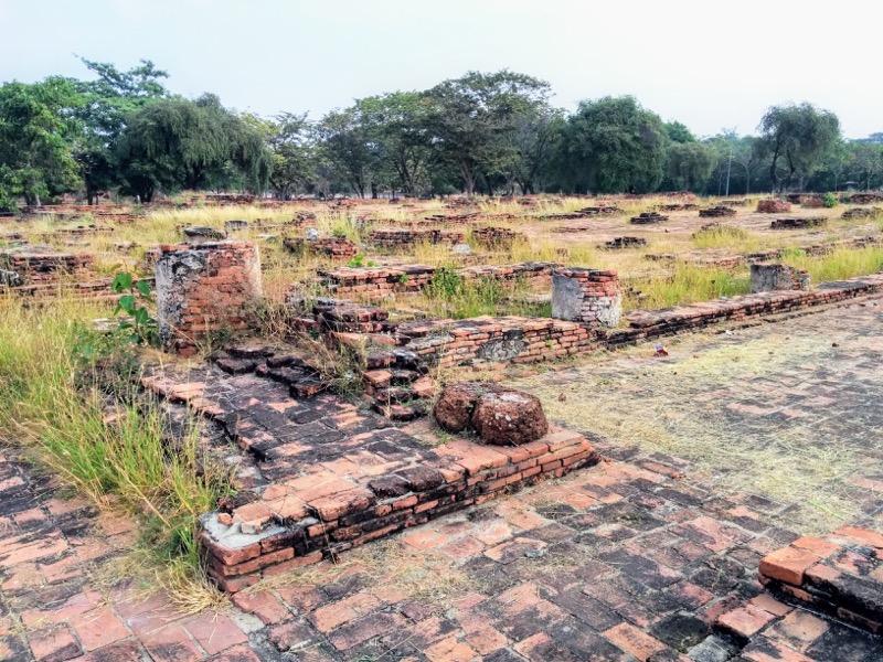 11礼拝堂跡