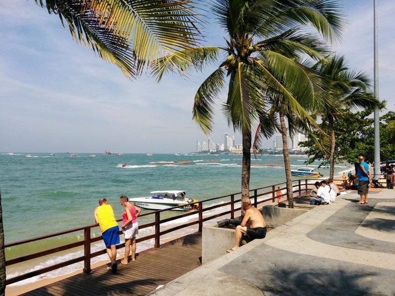 12パタヤビーチ