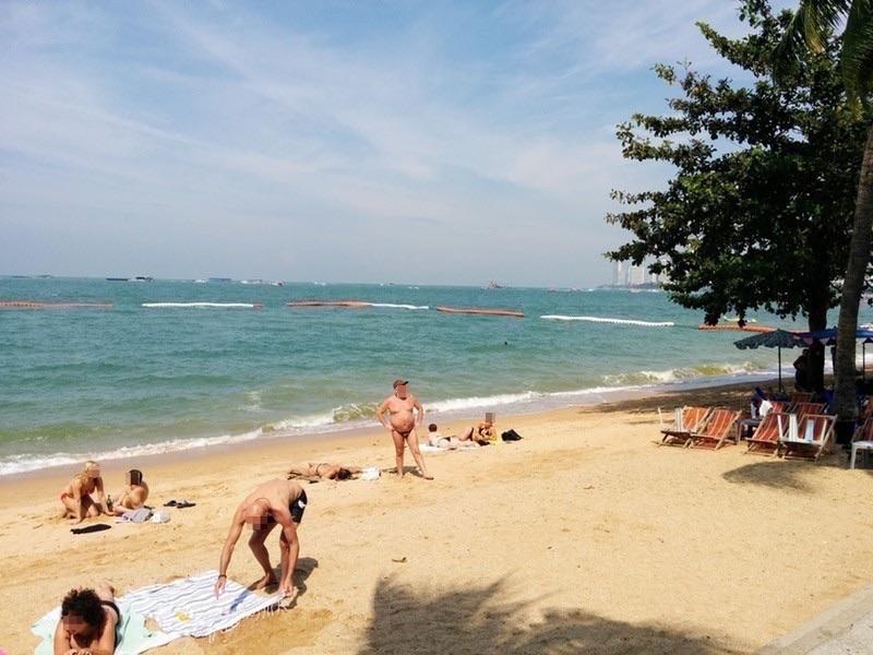 11パタヤビーチ