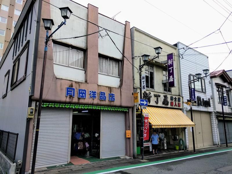 13花火通り商店街