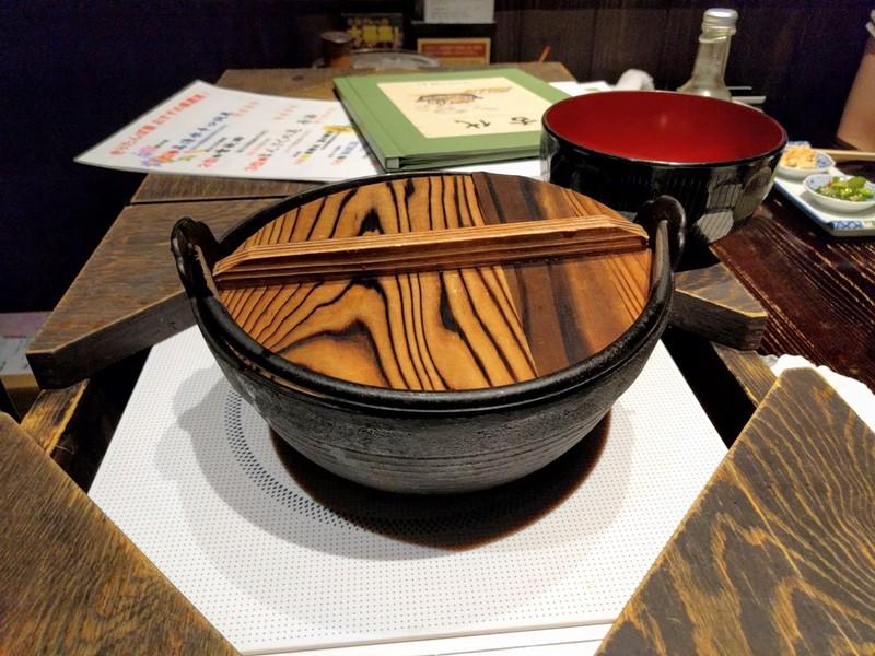 17きりたんぽ鍋