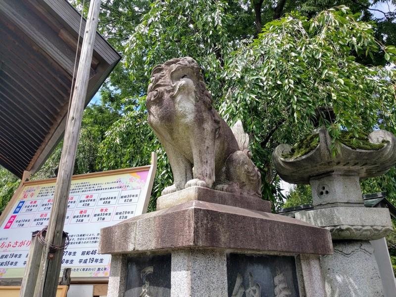 03狛犬さん