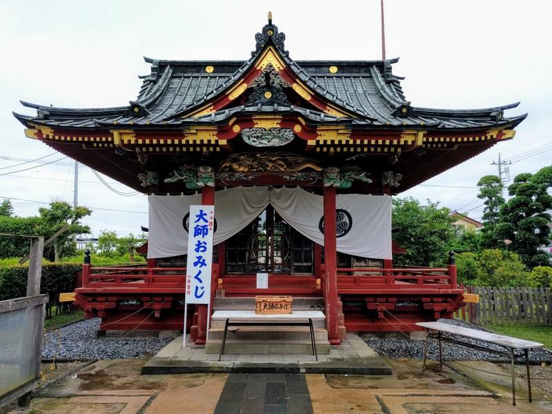 17東照宮社殿2