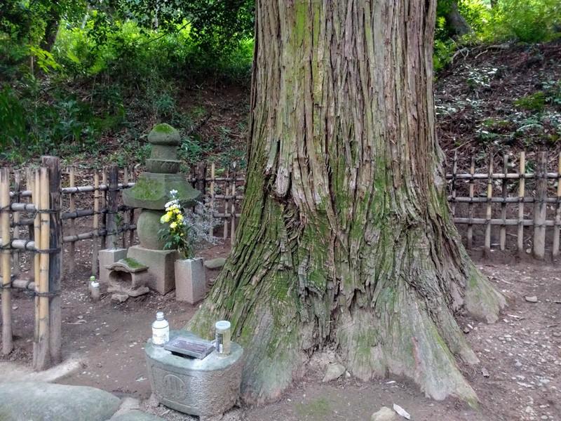 07傑山寺8片倉小十郎景綱のお墓