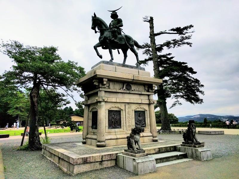 09伊達政宗像