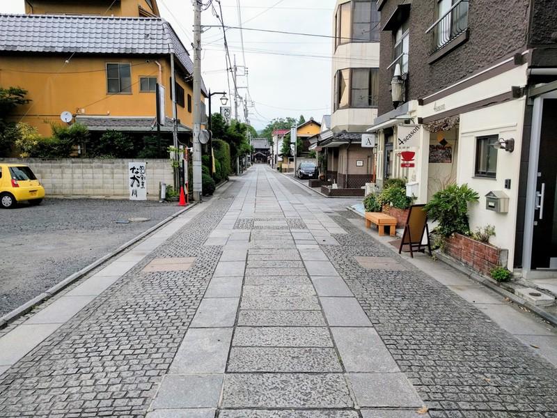 01石畳の道