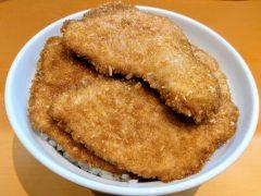 とんかつ太郎|新潟県新潟市|タレカツ丼