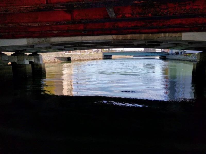 28橋の下
