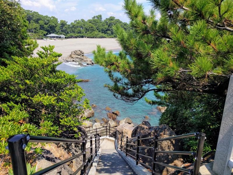 14龍王岬から桂浜