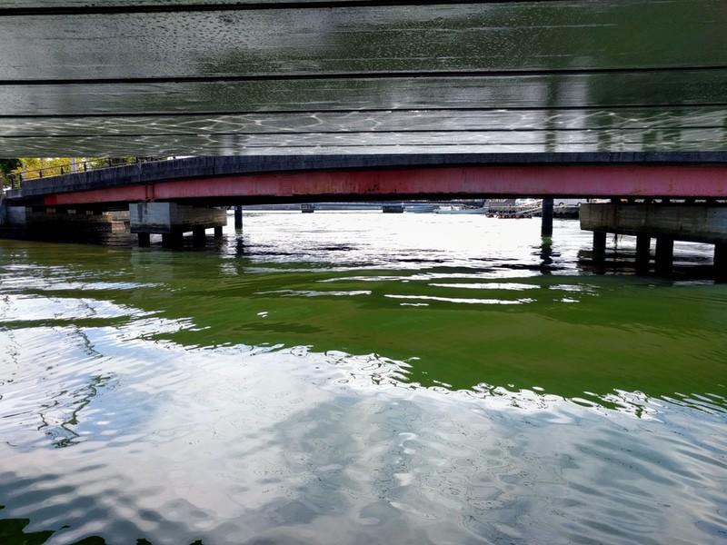 32橋の下