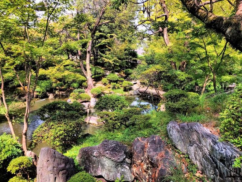 03西之丸庭園