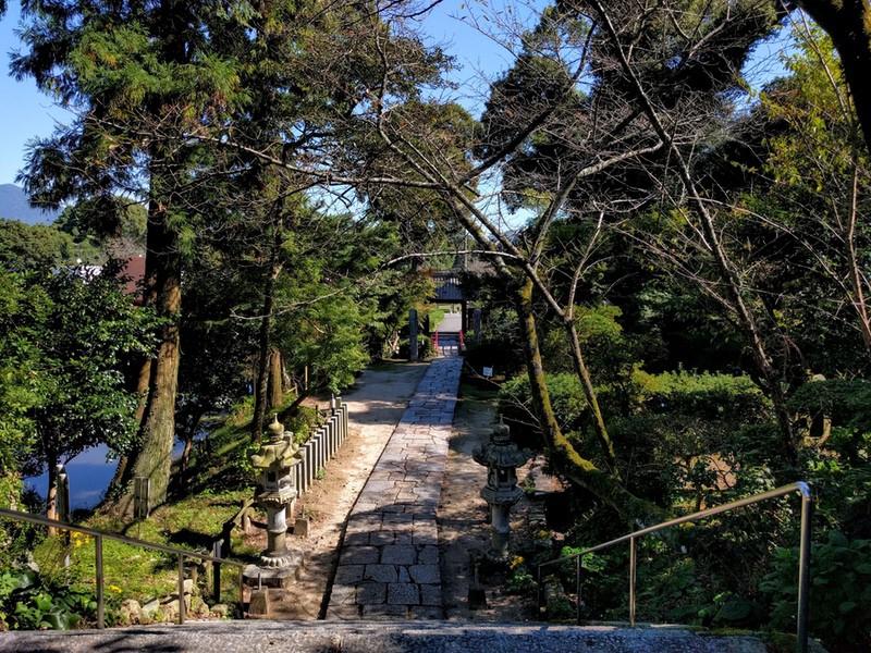 13武蔵寺参道